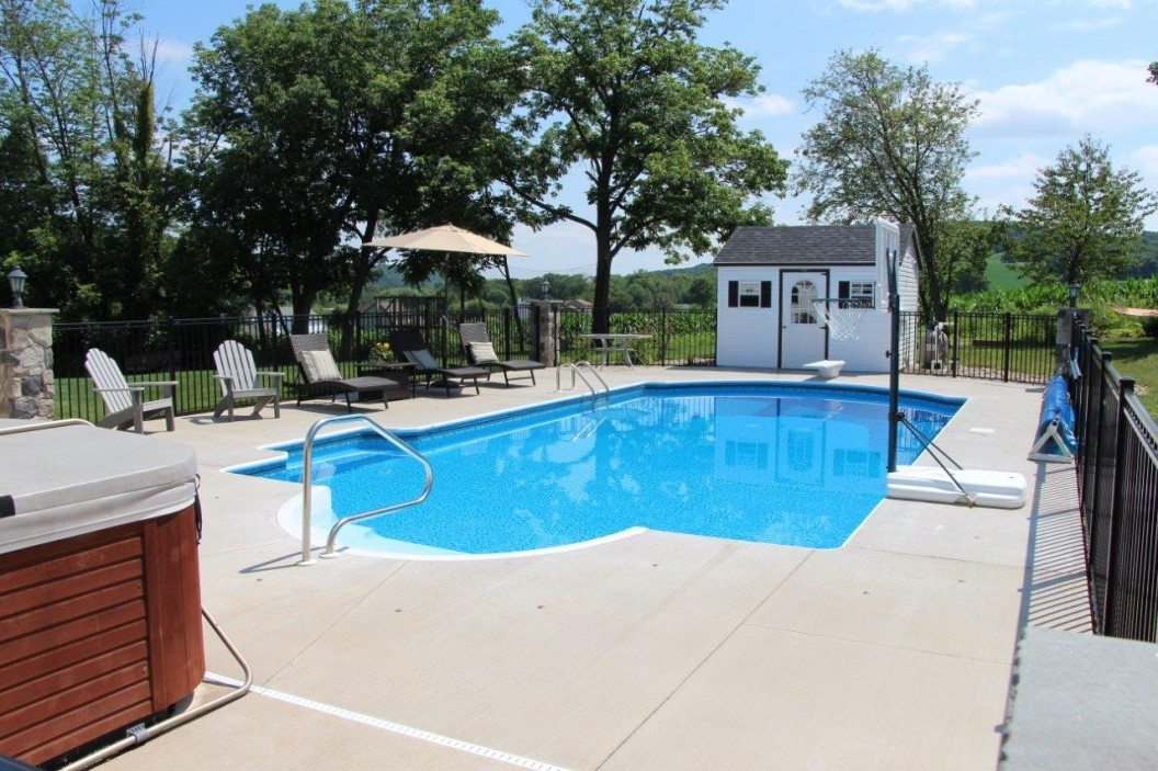 Beiler Pool Town Country Pools